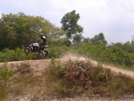 ATV Jump 3